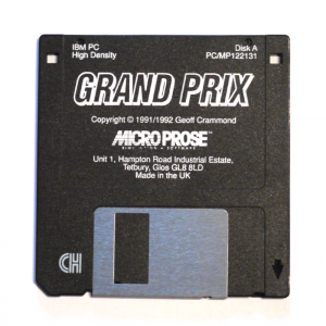 Grand Prix, disk A