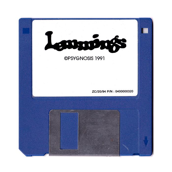Lemmings old floppy disks com - Uses for old floppy disks ...