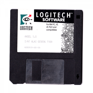Logitech Ansel 1.0, 3.5''
